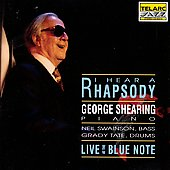 George Shearing: I Hear a Rhapsody: Live at the Blue Note