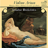 Violino Arioso / Ariadne Daskalakis