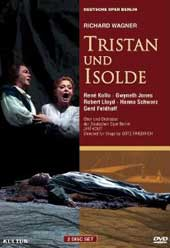 Wagner: Tristan und Isolde / Kout, Kollo, Jones, Lloyd [2 DVD]