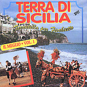Various Artists: Terra Di Sicilia: Tarantella Per Fischietto - Il Meglio, Vol. 1