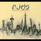 Rjd2: Magnificent City Instrumentals [PA]