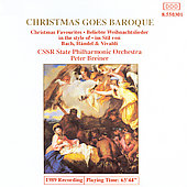 Christmas Goes Baroque Vol. 1