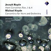 Haydn: Horn Concertos Nos. 3 & 4