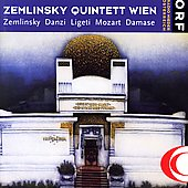 Zemlinsky, Danzi, Ligeti, et al / Zemlinsky Wind Quintet