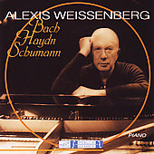 Bach, Haydn, Schumann / Alexis Weissenberg