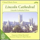 Choral Music from Lincoln Cathedral - Sumsion, et al