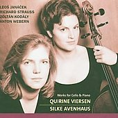 Works for Cello and Piano / Viersen, Avenhaus