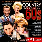 Various Artists: Country Top Hits of the 60's