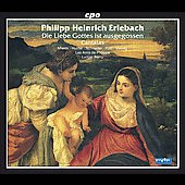 Philipp Heinrich Erlebach: Selected Sacred Cantatas