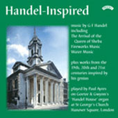 Handel-Inspired - Hawkins, Smith, Ikeda, Ellis, etc / Paul Ayres