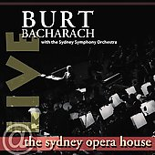 Burt Bacharach: Live at the Sydney Opera House