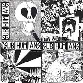 Subhumans (UK): EP-LP