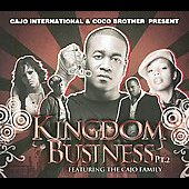 Canton Jones: Kingdom Business, Pt. 2 [Digipak]