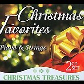 Various Artists: Christmas Favorites: Piano & Strings