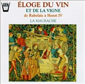 Elogue du Vin en chansons & danses