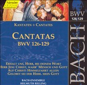 Bach: Cantatas,  BWV 126-129