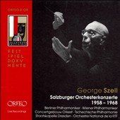 George Szell: Salzburger Orchesterkonzerte [Box Set]