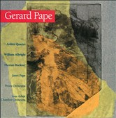 Gerard Pape: Selected Works