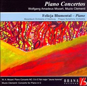 Mozart, Clementi: Piano Concertos
