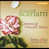Alessandro Scarlatti: Cantatas & Chamber Music