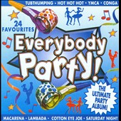 Karaoke: Everybody Party: The Ultimate Party Album