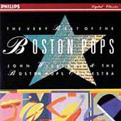 John Williams (Film Composer): The Very Best of the Boston Pops