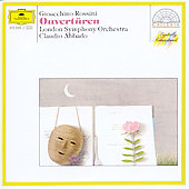 Rossini: Overtures / Claudio Abbado, London Symphony Orch
