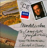 Mendelssohn: Complete Symphonies / Dohnanyi