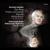 Richard Wagner Orchestral Adventure / De Waart