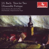 J.S. Bach: Trios For Two