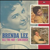 Brenda Lee: All the Way/Sincerely, Brenda Lee