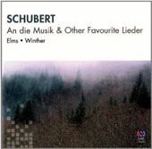 Schubert: An Die Musik & Other Favourite Lieder