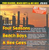 Karaoke: Hits Of Four Seasons, Beach Boys & Bee Gees