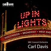 Up In Lights / Works by Gershwin, Lloyd Webber, Rodger