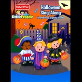 Various Artists: Halloween Sing-Along: Favorite Songs & Spooky Sounds [Digipak]