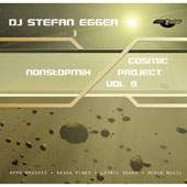 DJ Stefan Egger: Cosmic Project, Vol. 9
