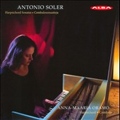 Antonio Soler: Harpsichord Sonatas