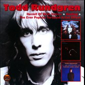 Todd Rundgren: Hermit of Mink Hollow/Healing/The Ever Popular Tortured Artist Effect