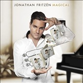 Jonathan Fritzén: Magical [Digipak] *