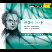 Schubert: Famous Symphonies - Nos. 4, 6, 8 