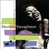 Sarah Vaughan: Divine: The Jazz Albums 1954-1958 [4 CD]