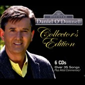 Daniel O'Donnell (Irish): Discover Daniel O'Donnell [Collector's Edition Box Set] [Digipak]