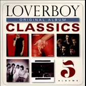 Loverboy: Original Album Classics [Box]