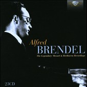 The Legendary Mozart & Beethoven Recordings / Alfred Brendel, piano