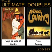 Various Artists: Ultimate Doubles: Guys & Gals Of Country/'Cross Country