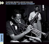 Clifford Brown (Jazz)/Sonny Rollins: Three Giants!/At Basin Street