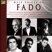 Various Artists: Male Voices of Fado