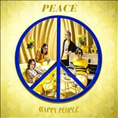 Peace (U.K.): Happy People [PA] *