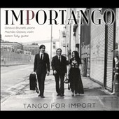 Adam Tully/Importango: Tango for Import [Digipak]