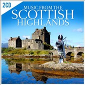 Various Artists: Music from the Scottish Highlands